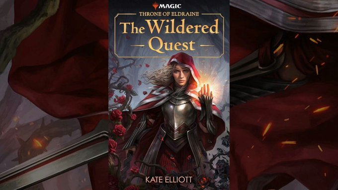 Capa de The Wildered Quest