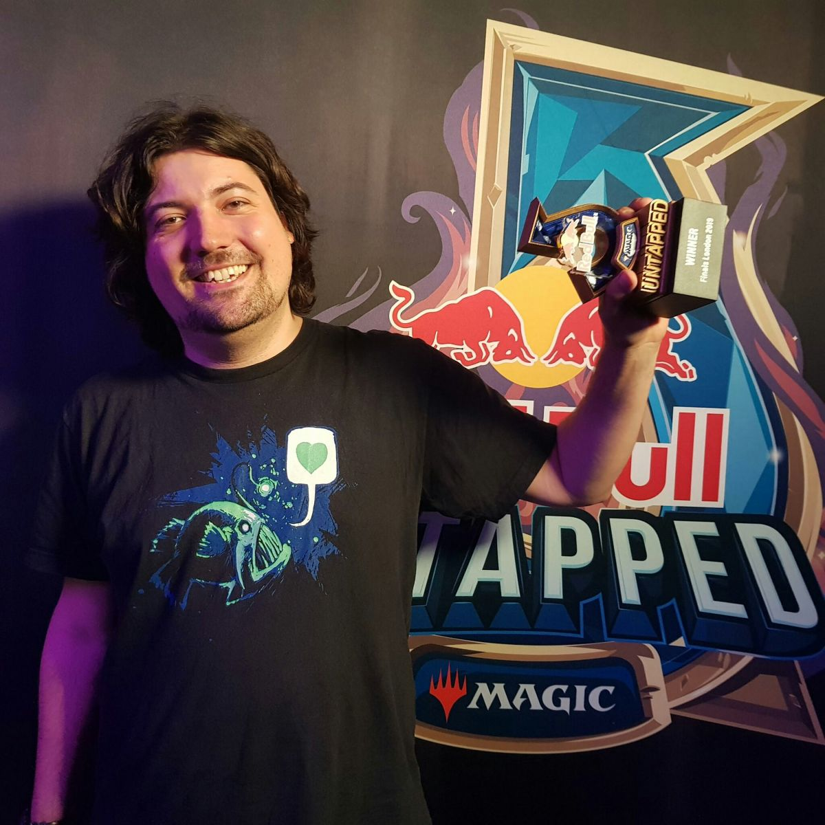 Campeão do Red Bull Untapped