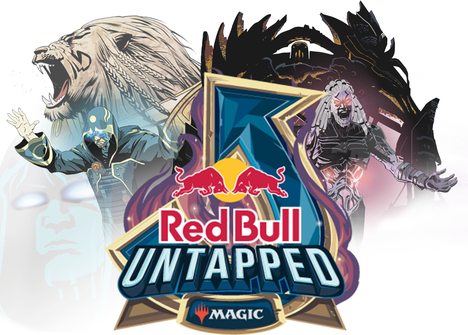 Logo do Campeonato Red Bull Untapped