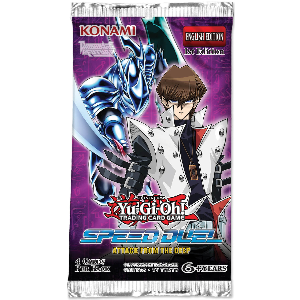 Yu-Gi-Oh! - Booster Speed Duel Ataque das Profundezas Speed Duel: Attack from the Deep Booster Box