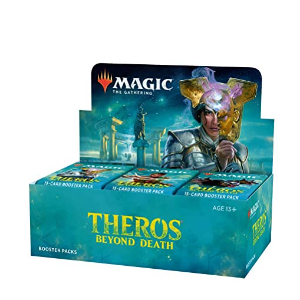 Caixa de Booster - Draft Booster - Theros Beyond Death / Theros Além da Morte