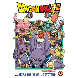 Dragon Ball Super - 7