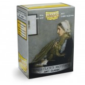 DRAGON SHIELD ESTAMPADO - WHISTLERS MOTHER