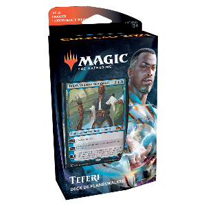 MAGIC THE GATHERING COLEÇÃO BÁSICA 2021 DECK DE PLANESWALKER - Teferi