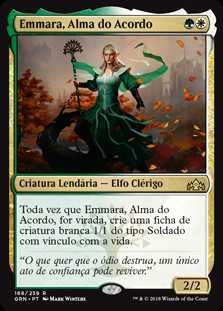 Emmara Tokens - Commander