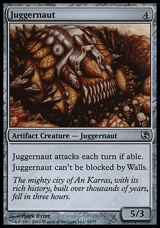 carta Juggernaut
