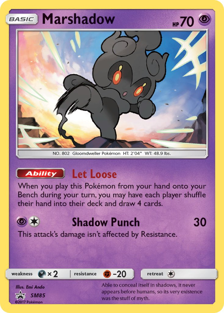 carta Marshadow