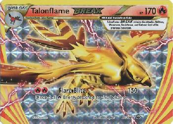 carta Talonflame TURBO