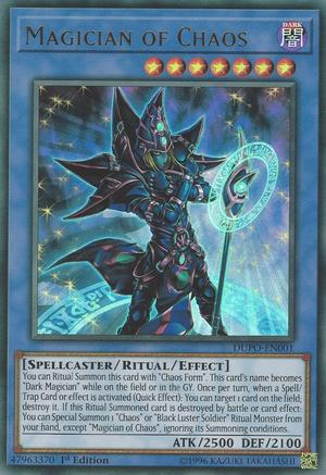 Dark Magician: Fusão, Ritual, ou os dois? - MYP Cards
