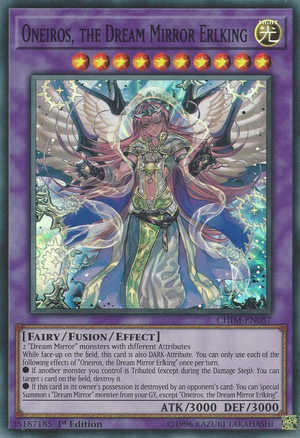 Deck Dream Mirror - TCG exclusivo