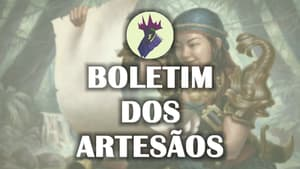 Boletim dos Artesãos - Magic Temático com Jumpstart